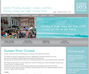 Sussex River Cruises